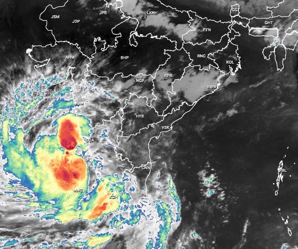 India ciclone Tauktae