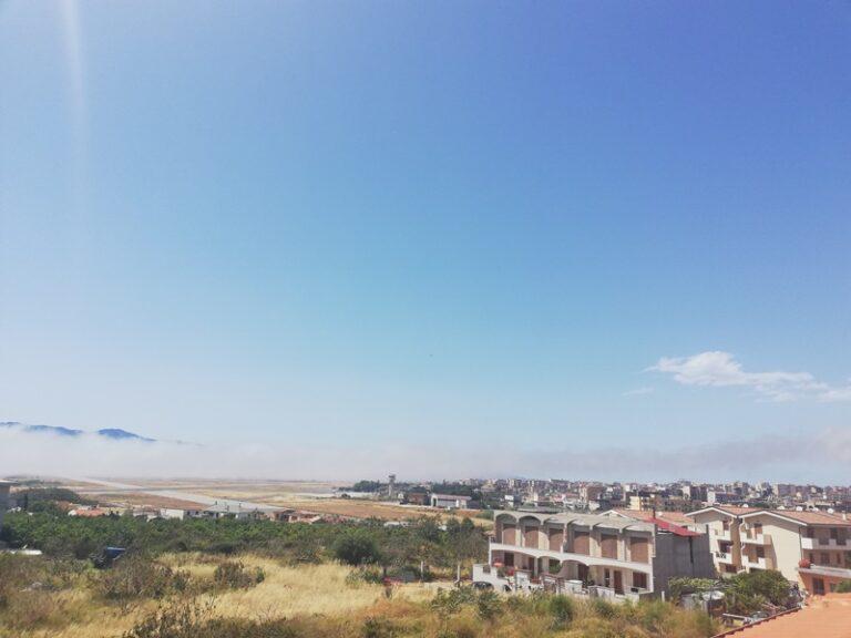 La Lupa di Mare vista da Reggio Calabria. Foto Valentina Cosentino