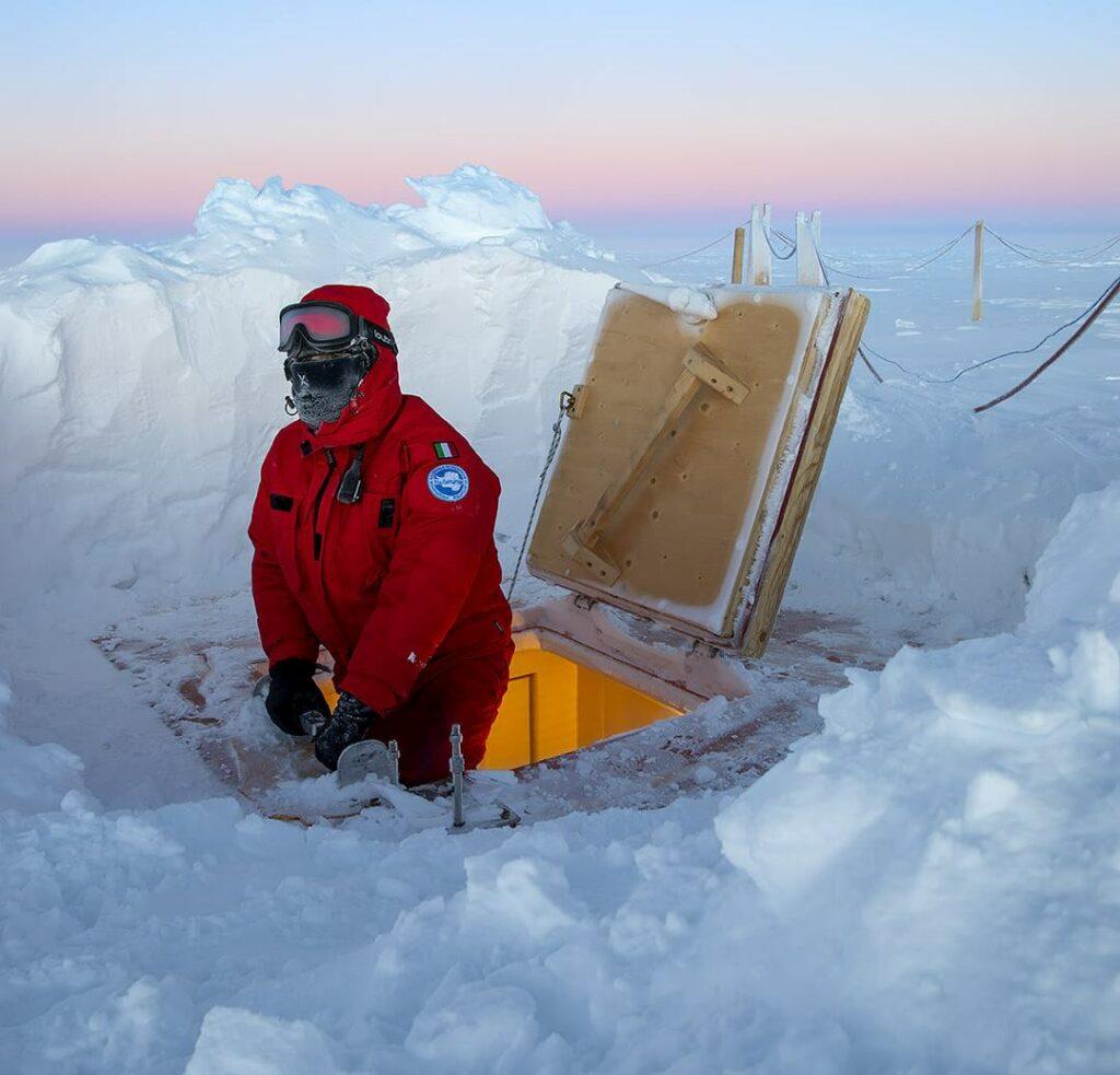 Marco Buttu Antartide