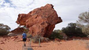 Mushroom Rock australia