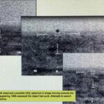 UFO, la conferma del Pentagono: il video che mostra un oggetto aereo non identificato è autentico [FOTO]