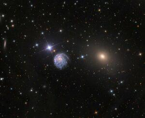 NGC 2276 galassia spirale