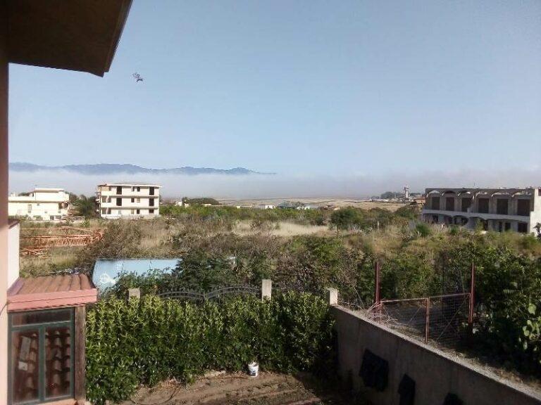 La Lupa di Mare vista da Reggio Calabria. Foto Stefania Cosentino