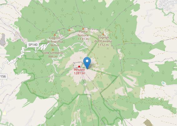Terremoto Md 1.3 ore 13:24