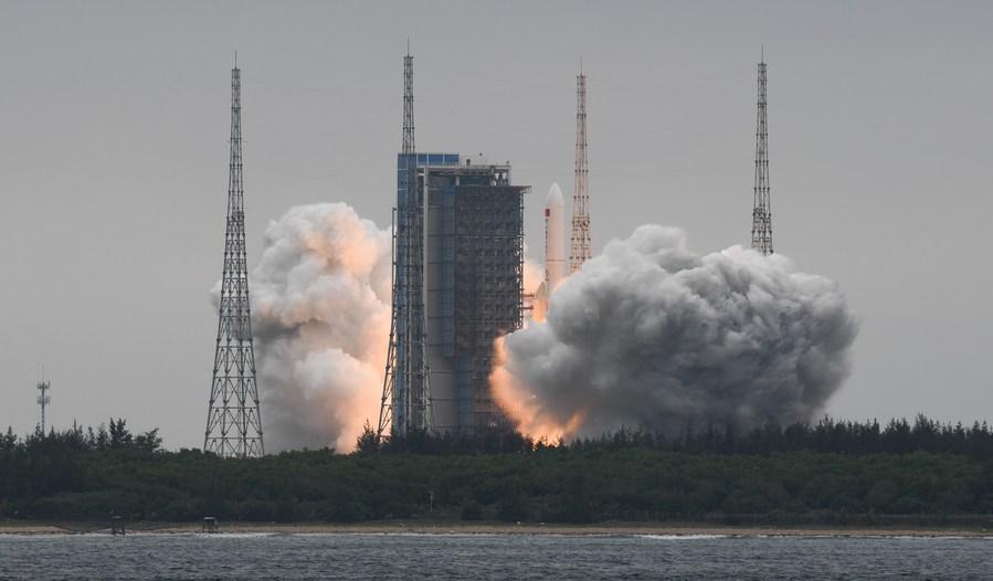 Tianhe stazione spaziale