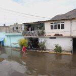 Meteo, forti piogge provocano nuove inondazioni in Messico: centinaia di case allagate [FOTO e VIDEO]