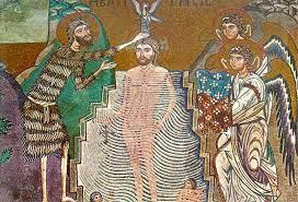 cappella palatina palermo battesimo cristo