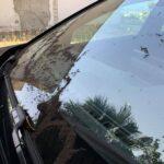 La cenere dell'Etna ricopre Reggio Calabria: le FOTO che arrivano dalla città dello Stretto