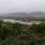 Maltempo, piogge torrenziali in Piemonte: rogge esondate nei centri abitati del Canavese [FOTO e DATI]