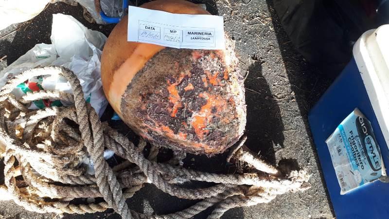 recupero rifiuti pescatori licata