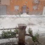 Meteo, violente grandinate in Spagna: tanti danni a case e coltivazioni, accumuli fino a 10cm nella comunità di Castiglia e León [FOTO e VIDEO]