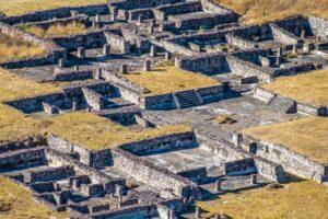 impianto urbano teotihuacan