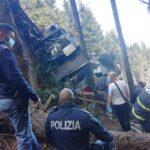 """""""Precipita funivia in Italia"""": la tragedia del Mottarone in Piemonte fa il giro del mondo"""