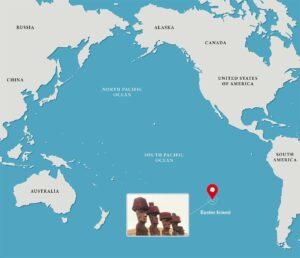 mappa isola pasqua