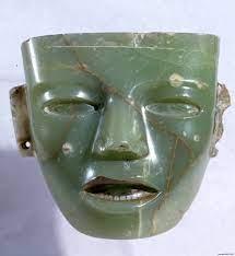 maschera teotihuacan