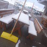 Maltempo, torna la neve sulle Alpi: Dolomiti imbiancate fino a 1400m [FOTO]
