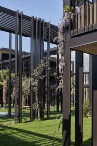 nuovo complesso residenziale Antonianum di Merano