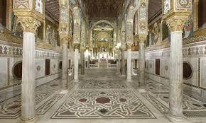 pavimento cappella palatina palermo