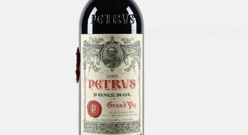 petrus 2000 christie's
