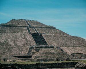 piramide del sole teotihuacan