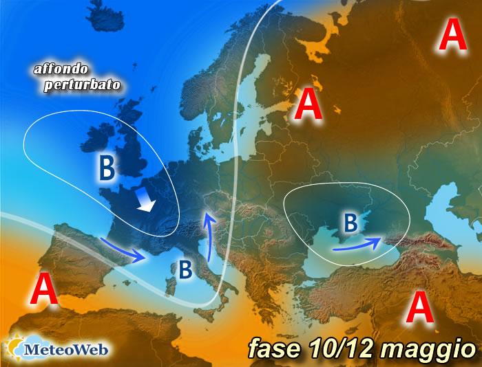 Previsioni meteo Emilia Romagna, giovedì 6 maggio