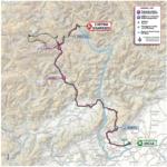 Giro d'Italia, forte maltempo con gelo e neve: accorciata la tappa di Cortina, cancellati Pordoi e Fedaia – FOTO
