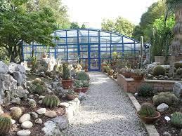 serra piante grasse orto botanico messina