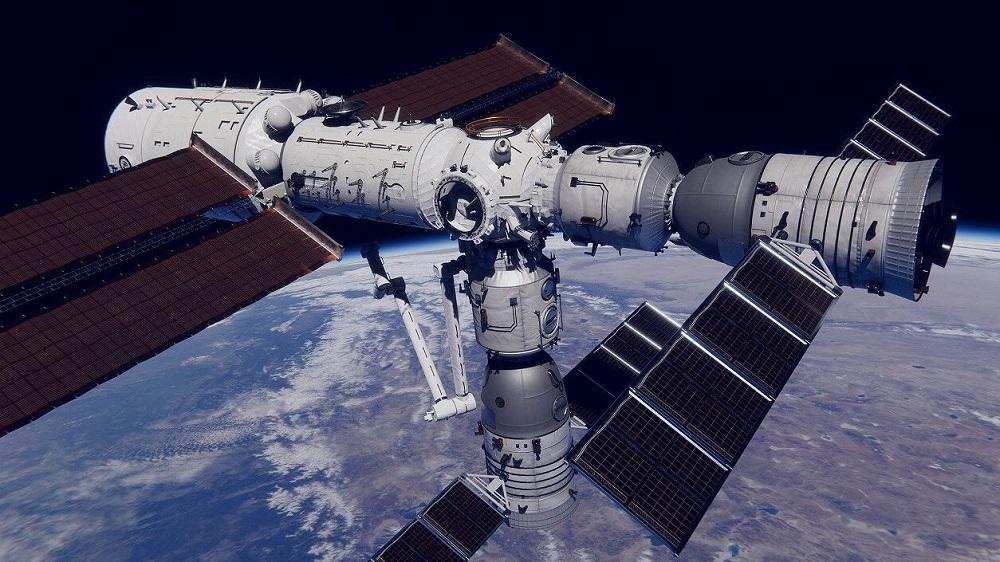 stazione spaziale cinese Tianhe