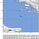 Terremoti: prosegue lo sciame sismico nell'Adriatico centrale, tre scosse con magnitudo superiore a 3 stamattina [DATI e MAPPE]