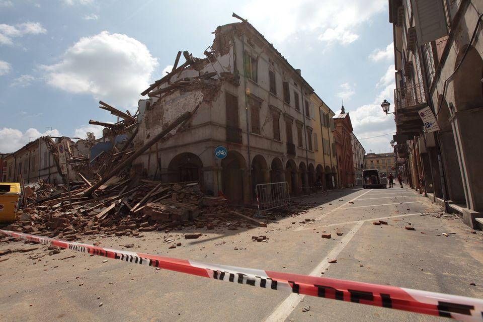 terremoto emilia 29 maggio 2012