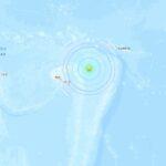 Terremoto, forte scossa nel Pacifico al largo delle Fiji [DATI e MAPPE]