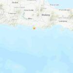 Terremoto in Indonesia: forte scossa nella provincia di Giava Orientale [DATI e MAPPE]