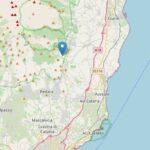 Terremoto in Sicilia: avvertita scossa in provincia di Catania, nell'area dell'Etna [DATI e MAPPE]