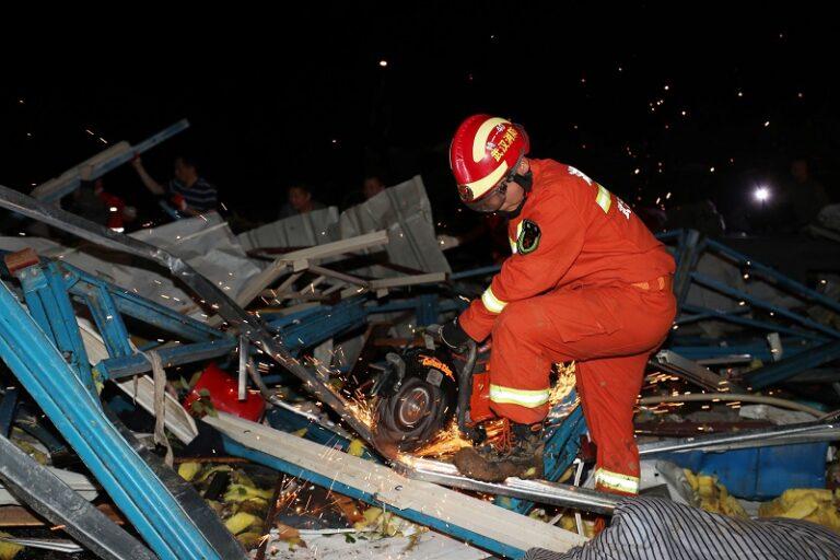 Foto Xiong Qi / Xinhua / Ansa