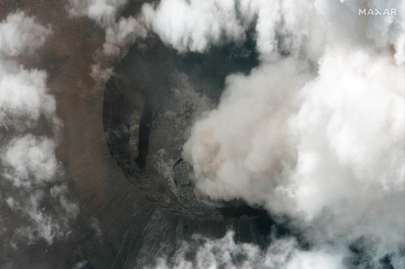 vulcano Nyiragongo Congo