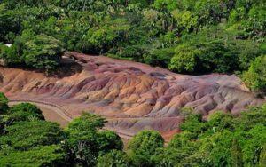 7 terre colorate mauritius