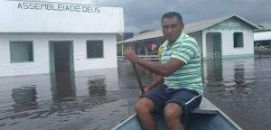 Allagamenti Amazzonia
