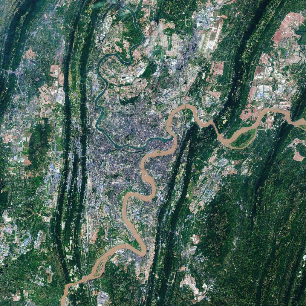Chongqing Cina