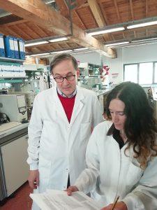 Norberto Perico e Monica Cortinovis - Ricercatori Istituto Mario Negri