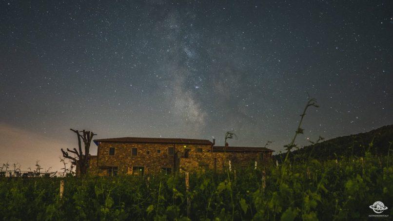 Podere La Doccia in Toscana