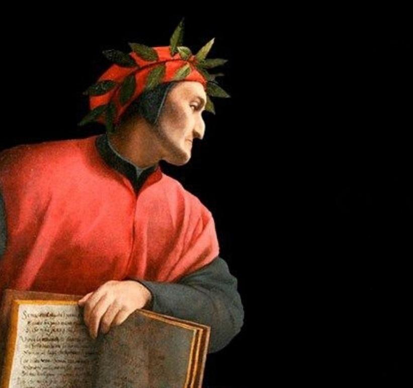 Ritratto di Dante Alighieri del Bronzino