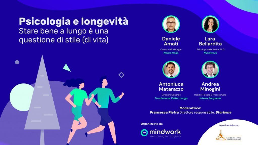 Tavola Rotonda MindWork_Fondazione Valter Longo Onlus