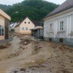 Meteo, terribile alluvione in Croazia: torrenti di fango e detriti devastano diverse località, centinaia di edifici danneggiati [FOTO e VIDEO]