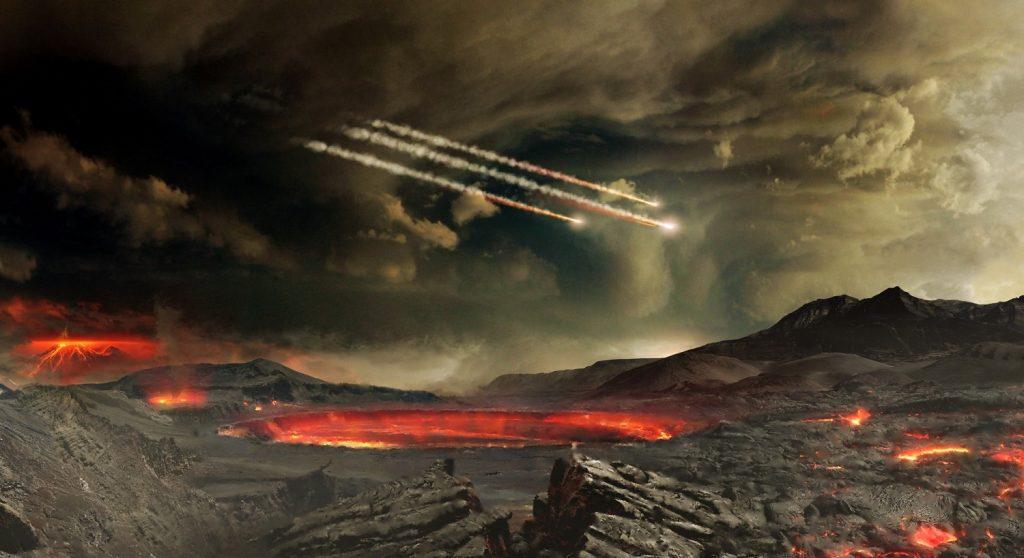 attività geologica terra