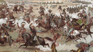 battaglia little bighorn