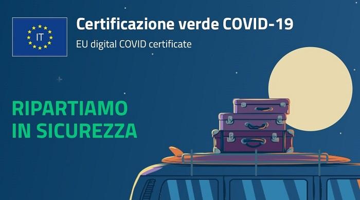certificazione verde covid 19
