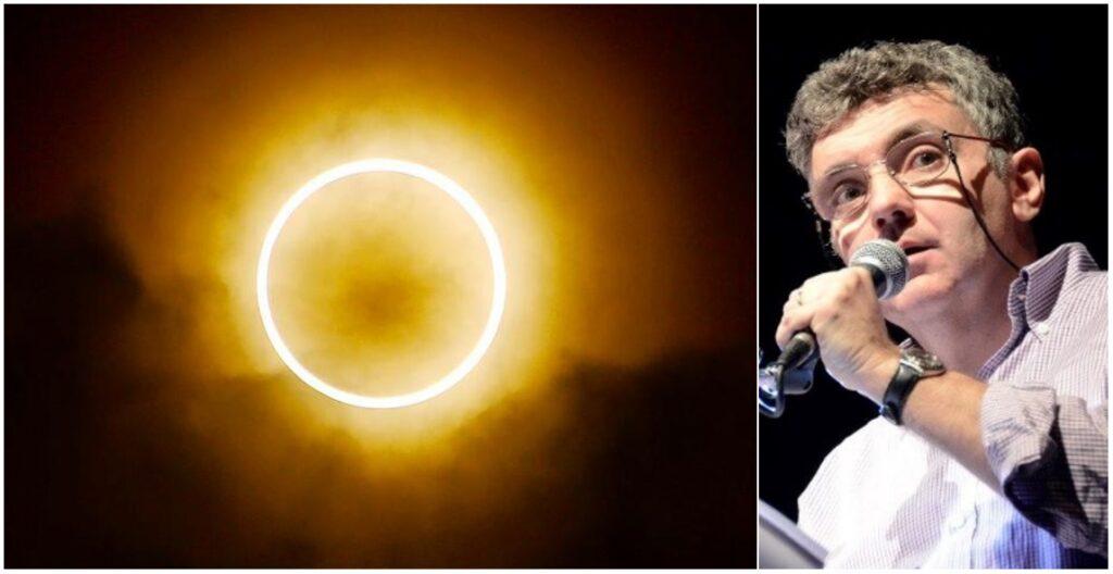 eclissi solare intervista Sandro Bardelli