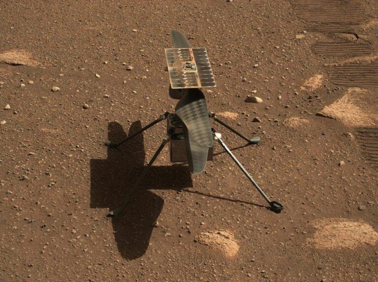 Credit: NASA/JPL-CALTECH/ASU