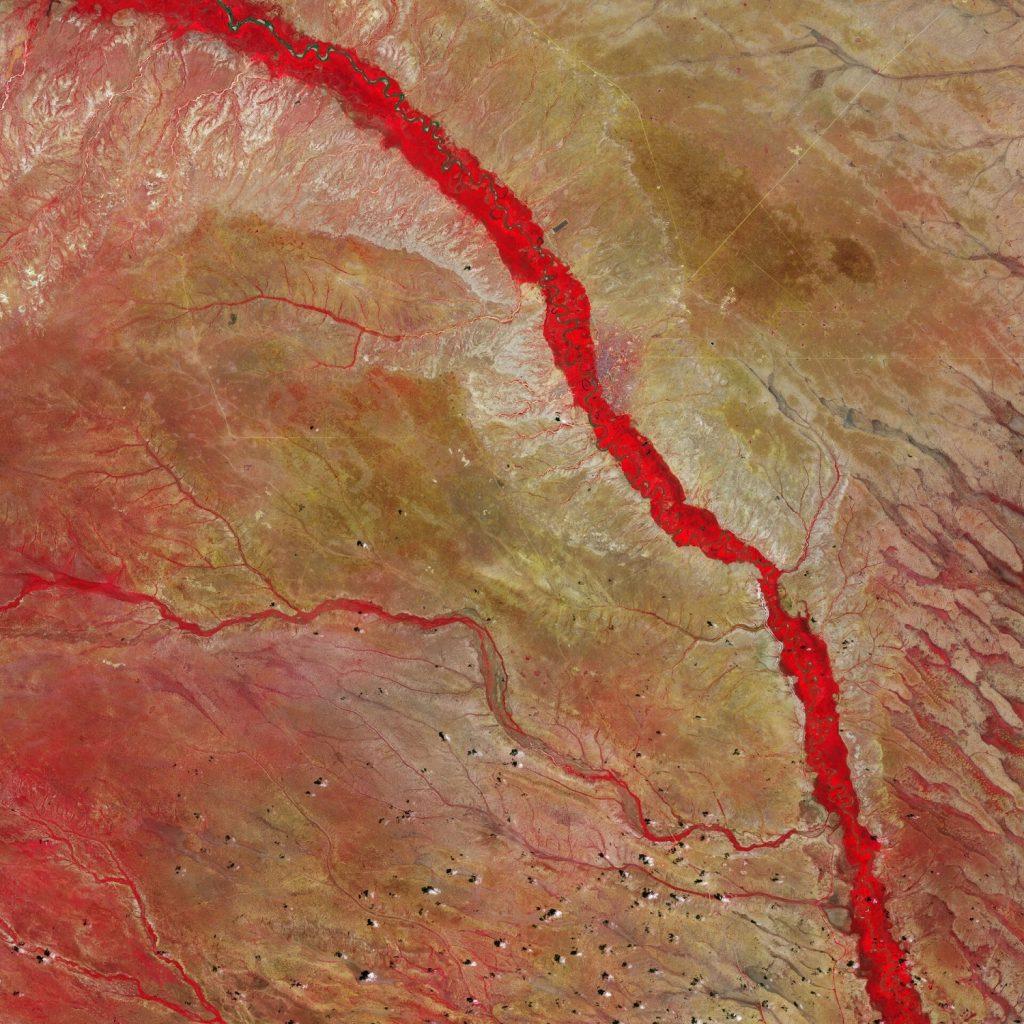 fiume Tana Kenya