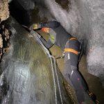 """Scoperta una nuova """"Grotta del Gelo"""" sull'Etna: """"Esplorata una nuova impressionante massa glaciale, va riscritta la storia speleologica del vulcano"""" – FOTO"""